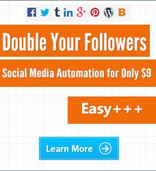 Automated Social Media Marketing