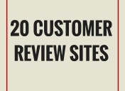 20 Customer Review Sites Critical To Promote A Small Business