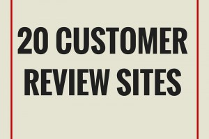 20 Customer Review Sites