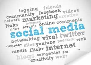 social media blog distribution