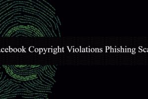 "Latest Facebook ""Copyright Violations"" Phishing Scam Targets at Social Media Managers"