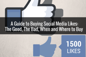 When and Where to Buy Facebook Likes & Instagram Followers- The Good, The Bad