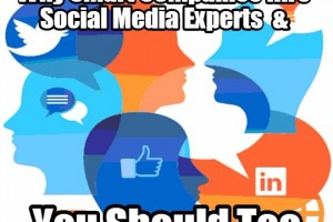 Why Smart Companies Hire Social Media Experts & You Should Too