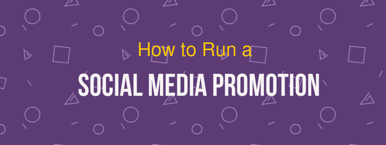 how to run a Facebook promotion