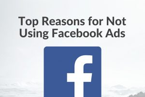 Why No Facebook Ads