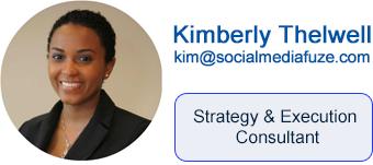 social media consultant Kim