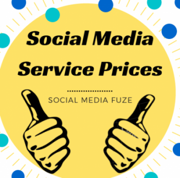 Social Media Service Prices