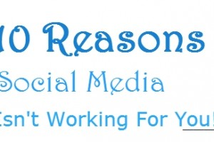 7 Biggest Social Media Mistakes and How To Fix Them