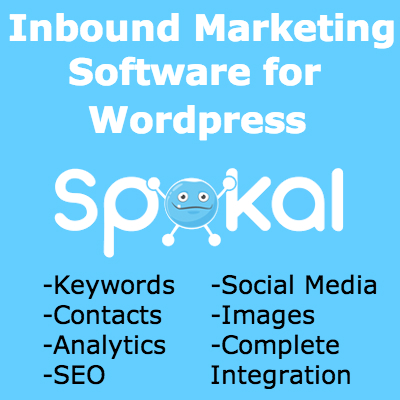 Inbound Marketing Software For WordPress- Spokal- The Review, Suggestions & Tips