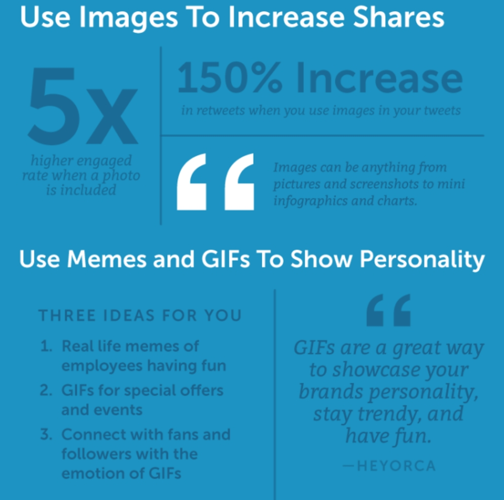 worth of visuals for social media marketing